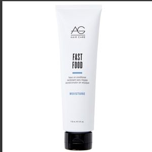🆕AG Hair Fast Food Leave On Conditioner